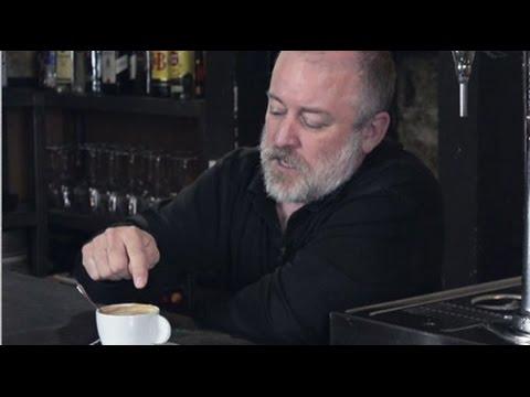 La materia oscura en la espuma de un café